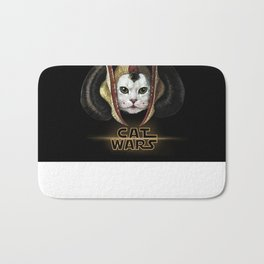Cat Wars Amidala Bath Mat