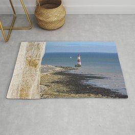 Beachy Head Lighthouse Rug