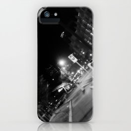 Kenmore sq iPhone Case