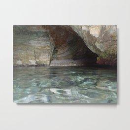 Grotto 9 Metal Print