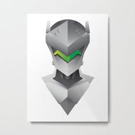 Honour Metal Print