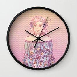 Kikazaru Sister Wall Clock