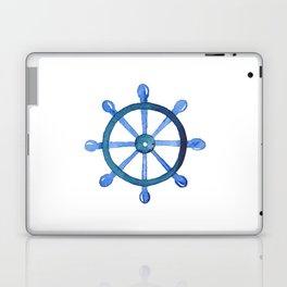Navigating the seas Laptop & iPad Skin