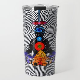 Divine meditation Travel Mug