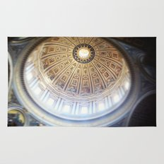 St Peters dome Rug
