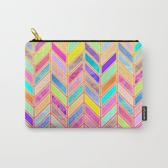 Colors Everywhere Carry-All Pouch