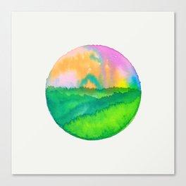 Casual Landscape VIII Canvas Print