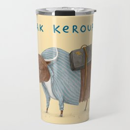 Yak Kerouac Travel Mug