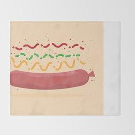 Hat Dag! Throw Blanket