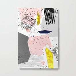 A Sympathetic Glance Metal Print