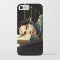 johnny depp iPhone & iPod Cases featuring Johnny Depp by ururuty