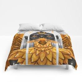 Bee Queen Comforters