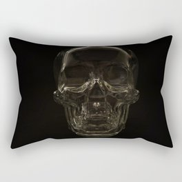 Crystal Skull Rectangular Pillow