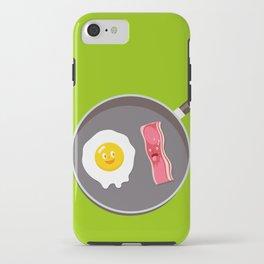 Fried friends iPhone Case