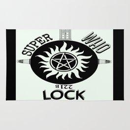 Superwholock Rug