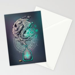 Deadly Potion Stationery Cards