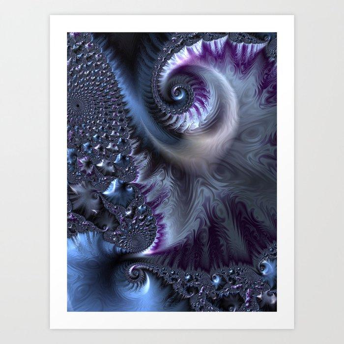 Forest Floor #3 Art Print