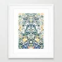 comic book Framed Art Prints featuring Comic Book by András Récze