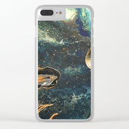 To Wish of a Stream Clear iPhone Case