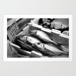 Luca Brasi Art Print