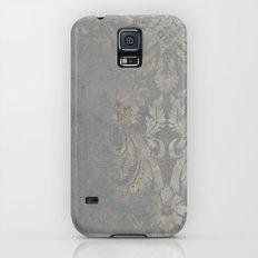 Grunge Damask Galaxy S5 Slim Case