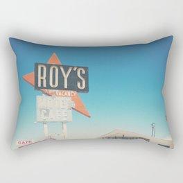 Roys Motel & Cafe ... Rectangular Pillow