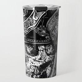The Samurai Travel Mug