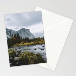 Yosemite Wonder Stationery Cards