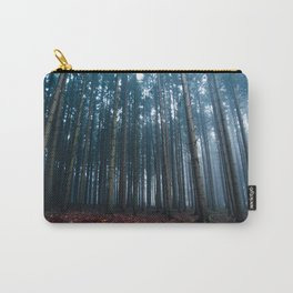 Woods at Autumn Carry-All Pouch