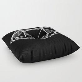 Diamond Floor Pillow