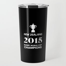 New Zealand 2015 Rugby World Cup Champions Travel Mug