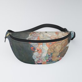 Gustav Klimt - Death and Life Fanny Pack