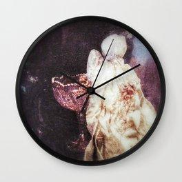 """Mary's Raggedy Angel""  Wall Clock"
