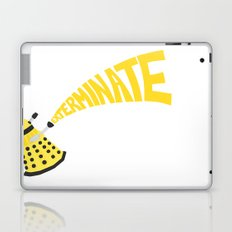 Exterminate Laptop & iPad Skin