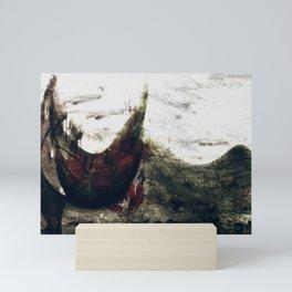 Boi da Cara Preta Mini Art Print