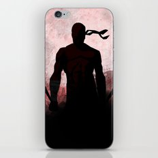The Devil  iPhone & iPod Skin