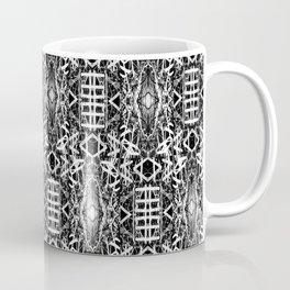 bw texture 10 Coffee Mug
