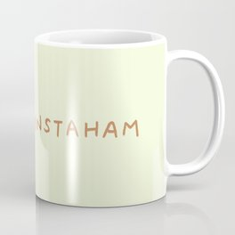 Instaham Coffee Mug