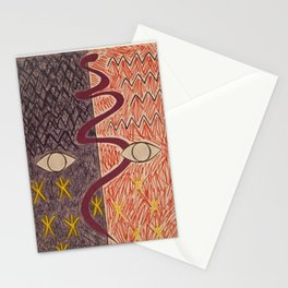 Infinite Space and Infinite Stars Stationery Cards