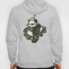 Panda's Day Off Hoody