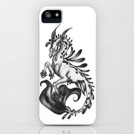 A Majestic Kelpie iPhone Case