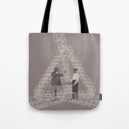 Salutem Machina 04 Tote Bag