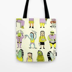 KIDS AND PIZZA Tote Bag