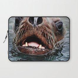 Sea Lion Laptop Sleeve