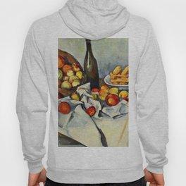 """Paul Cezanne """"Basket of Apples"""" Hoody"""