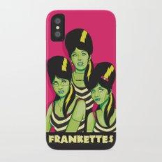 Frankettes iPhone X Slim Case