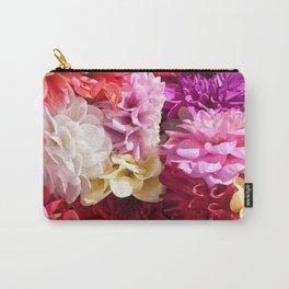 waimea flowers Carry-All Pouch
