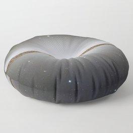 Sombrero Galaxy Floor Pillow