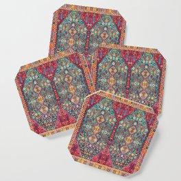N131 - Heritage Oriental Vintage Traditional Moroccan Style Design Coaster