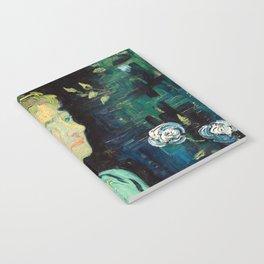 Vincent van Gogh - Adeline Ravoux 1890 Notebook
